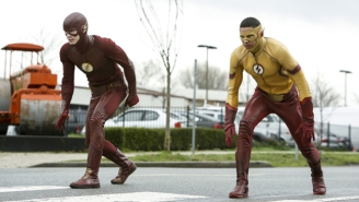 'The Flash' Speeds Into This Week's Geeky TV