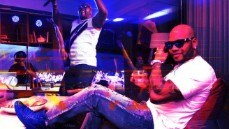 Ten Years After The Smash Hit Of 'Low,' Flo Rida Looks Back On His Success