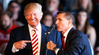 Trump Was Told Weeks Ago That Michael Flynn Lied About Russia, Yet Didn't Ask For His Resignation Until It Was Leaked