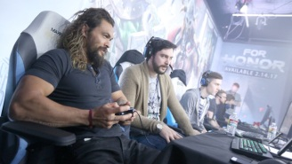 It Was 'Game Of Thrones' Vs. 'The Walking Dead' Vs. UFC At The 'For Honor' Open Beta Event