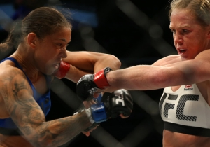 It Was A Controversial Night For Holly Holm And Anderson Silva At UFC 208