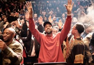 Kanye Shares The Full 17-Minute Version Of His Yeezy Season 5 Soundtrack Featuring The-Dream