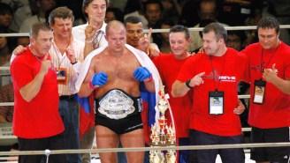 Fedor Emelianenko's Big Bellator Debut Has Been Canceled Hours Before The Fight