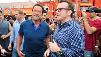 Tom Arnold Claims Hillary Clinton Begged Him To Release His Alleged Trump Footage Before Election Day
