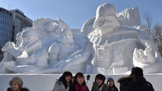 These Photos From Japan's Snow Festival Will Warm Up Your Wanderlust