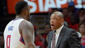 Glen 'Big Baby' Davis Went Scorched Earth On Doc Rivers