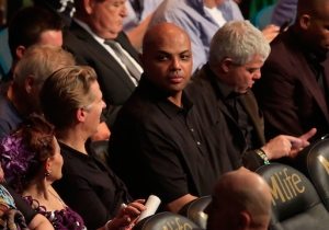 Charles Barkley Lost $100,000 On The Falcons While Hanging With Roddy White