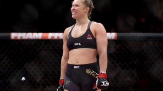 Ronda Rousey's Next Acting Gig Is Playing A Prison Inmate On 'Blindspot'