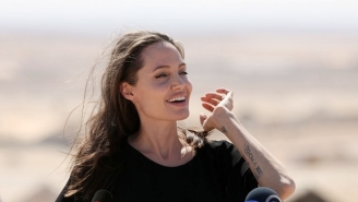 Angelina Jolie Opened Up About Her Divorce From Brad Pitt At Her Latest Movie Premiere