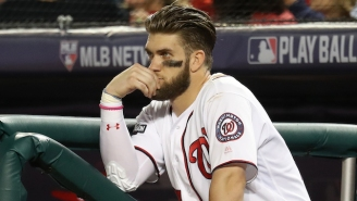Bryce Harper Has Reportedly Agreed To A $330 Million Deal With The Phillies