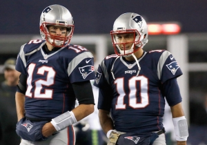 Julian Edelman Is Out Here Comparing Jimmy Garoppolo To Hall Of Fame QBs