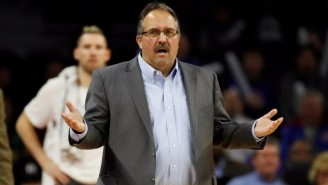 The Pistons Have Fired Coach And President Of Basketball Operations Stan Van Gundy