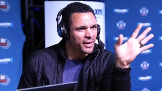 Tony Gonzalez Thinks That Patriots Players Skipping The White House Is 'Silly'