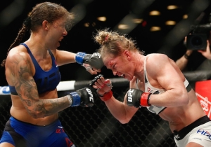 Holly Holm Is Officially Appealing Her Controversial UFC 208 Loss