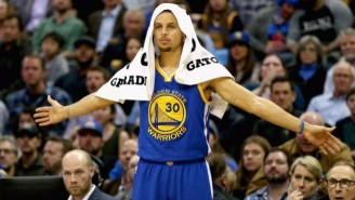 Steph Curry Found His 'Shot' Again This Season Thanks To Inspiration From 'Hamilton'
