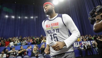 DeMarcus Cousins Is Reportedly Back On The Trade Market (UPDATED)