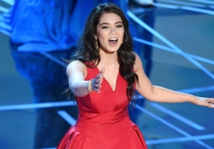 Auli'i Cravalho From 'Moana' Was Cast In Jason Katims' Show 'Drama High' After Her Huge Oscar Night