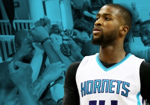 Michael Kidd-Gilchrist Is Finally Comfortable, But He'll Always Have A Chip On His Shoulder