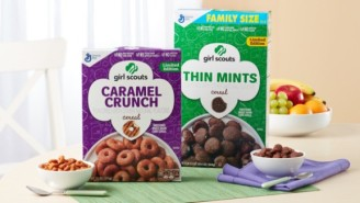 Your Dreams Of Thin Mint Cereal Have Finally Come True