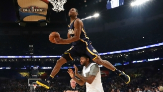 The Best Moments Of The 2017 NBA Slam Dunk Contest, Ranked