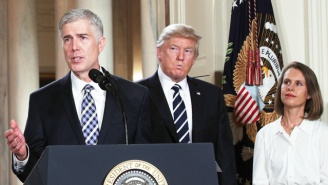 Trump Supreme Court Pick Neil Gorsuch's Claimed Volunteer History Has Been Called Into Question