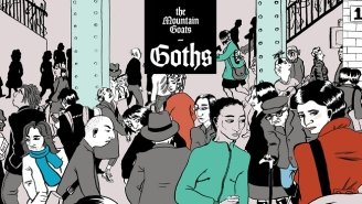 Mountain Goats' Black-Clad Love Letter Of An Album 'Goths' Is Streaming Now