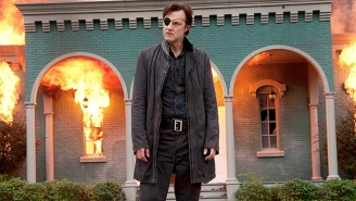 David Morrissey Thinks It Is 'Obvious' Where The Governor Stands Compared To Negan On 'The Walking Dead'