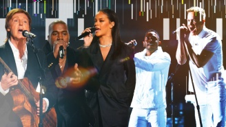 Ranking The Most Memorable Grammy Team-Up Performances