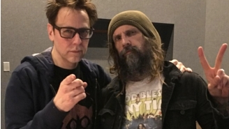 Rob Zombie Exits His Dragula To Join Lend His Voice To The 'Guardians 2' Cast