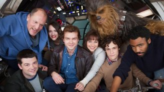 The Han Solo Movie Has A Title And The Internet Is Already Having A Field Day