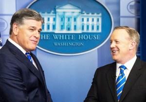 Sean Hannity Pounces On Joe Scarborough For Criticizing Trump Advisor Stephen Miller's Talk Show Performance