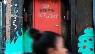 Heroin Now Accounts For A Quarter Of All Fatal Overdoses In The U.S.