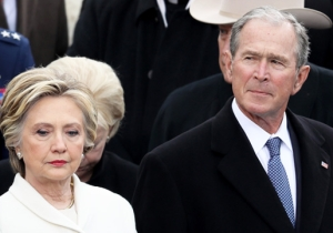 George W. Bush Isn't A Fan Of Trump's Muslim Ban: 'We're A Blessed Nation, And We Ought To Help Others'