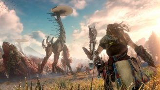 'Horizon: Zero Dawn' Tops The Five Games You Need To Play This Week