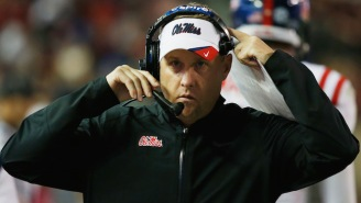 Ole Miss Is In Trouble For Paying A Recruit Over $13,000 When He Didn't Even Sign There