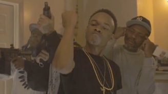 Hurricane Chris Brings His Goons For Kodak Black In The Video For His New Diss Song