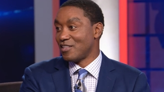 Isiah Thomas Says Charles Barkley Doesn't Understand LeBron James Because He Has No Rings