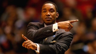 Isiah Thomas Broke Down How The Bad Boy Pistons Would Handle Today's Warriors