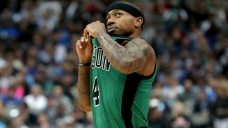 Did Isaiah Thomas Tell Us That The Celtics Are On The Verge Of Something Big?