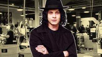Jack White's Third Man Pressing Is Nothing Short Of A Vinyl Wonderland
