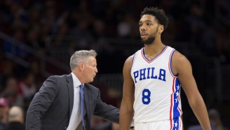 The Sixers Might Have Finally Found A Solution To Their Big Man Logjam