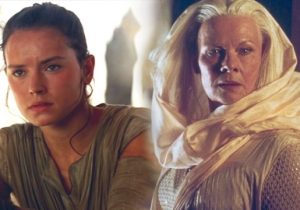Josh Gad Enlisted Judi Dench To Ask Daisy Ridley 'Star Wars' Questions
