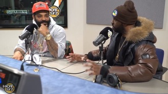 Jim Jones Sheds Tears While Speaking On His History With Cam'ron And Dipset