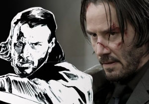 This Fan Theory Pits Keanu Reeves' Famous Film Roles Against The Unstoppable John Wick
