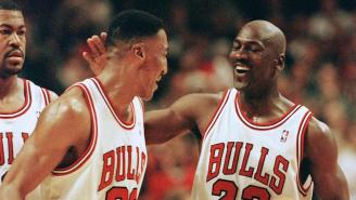 Scottie Pippen Revealed That His Relationship With Michael Jordan Was Once Non-Existent