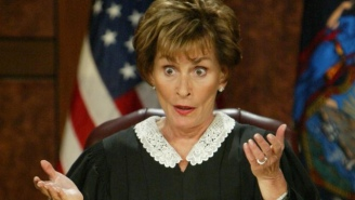 A Heartwarming Scene Unfolds As Judge Judy Lets A Dog Loose In The Courtroom To Identify Its Owner
