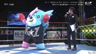 The K-1 World Grand Prix Was Full Of Crazy Knockouts And Pokemon