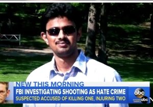 Investigators Are Looking Into The Shooting Death Of An Indian Man In Kansas As A Hate Crime