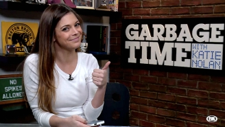 ESPN Is Reportedly Trying To Steal Katie Nolan From Fox Sports As 'Payback'