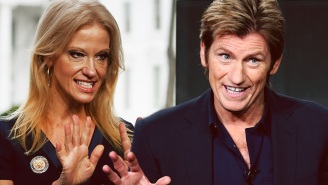 Denis Leary Isn't Ashamed To Admit He Looks Just Like Kellyanne Conway